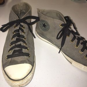 Men's high top all star converse size 12